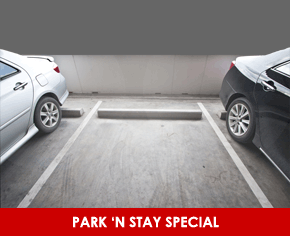 Park 'n Stay Special Package