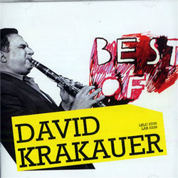 David Krakauer - The Best of David Krakauer