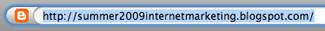 Copy your URL