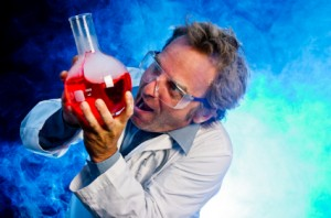 Mad Scientist with passion